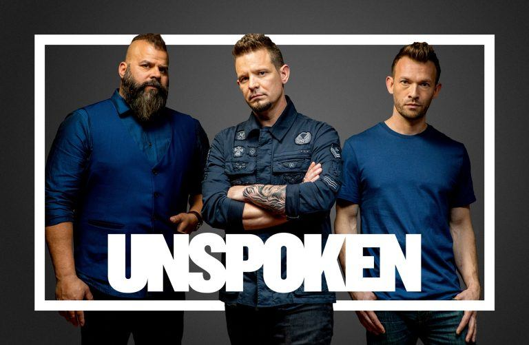 Unspoken live performance for At Home Concert Experience.